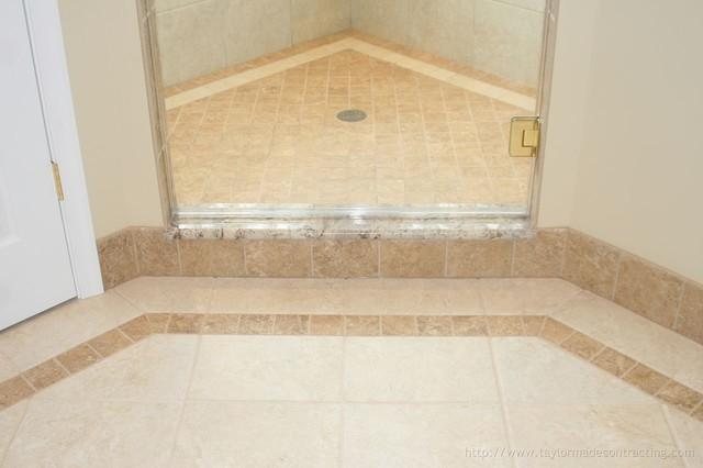 Baltimore Master Bath contemporary-bathroom