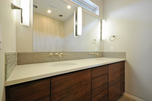 Bamboo Bathroom Ideas Modern Bathroom