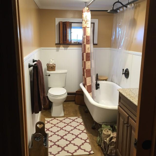 Barbara's Country Bathroom Remodel