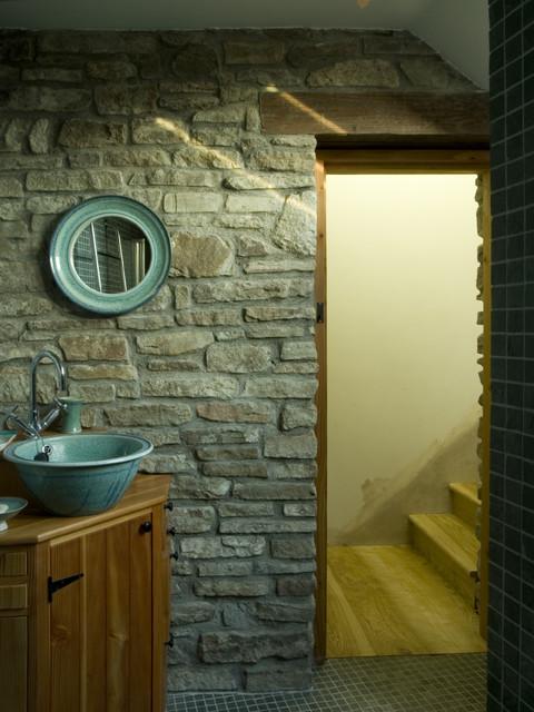 Barn Bathroom contemporary-bathroom