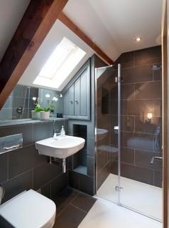 Barn conversion gloucestershire for Barn conversion bathroom ideas