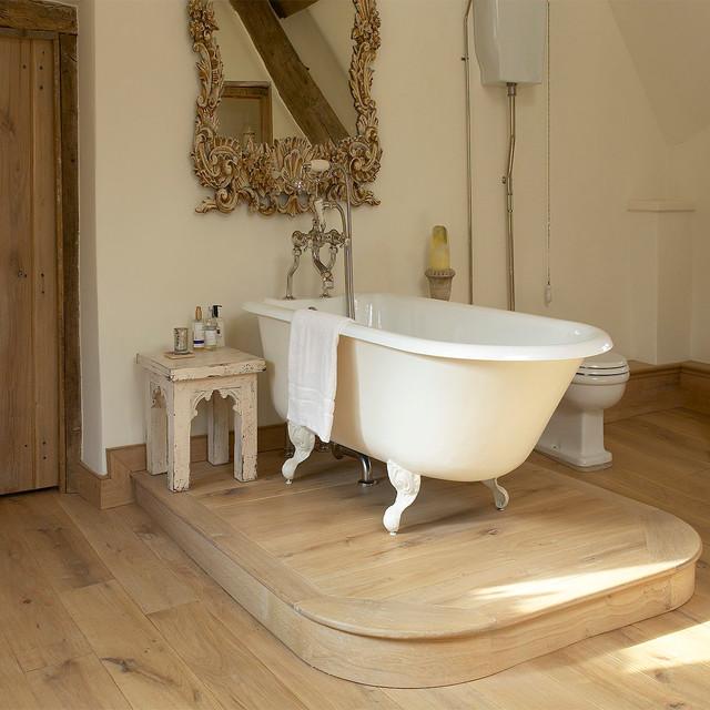 Barn conversion uppingham rutland country bathroom for Barn conversion bathroom ideas