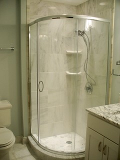 Barren Hill - Traditional - Bathroom - other metro - by Evolved Interiors and Design Showroom