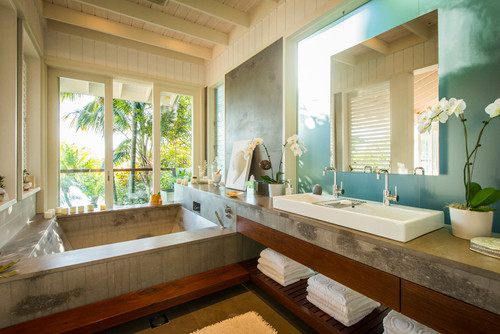 Tropical Style Lighting For The