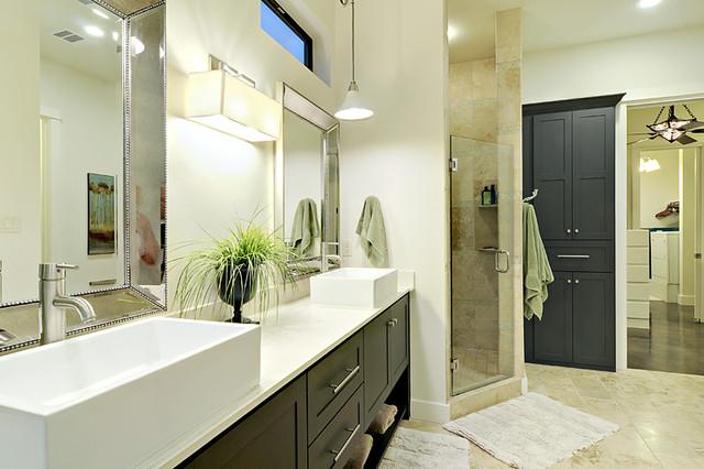 Barrie Drive contemporary-bathroom
