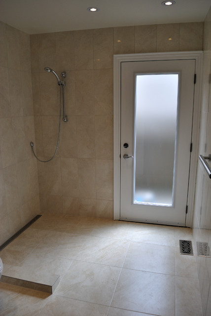 Barrier Free Bathrooms Modern Bathroom Toronto By Reliable Living Barrier Free Centre