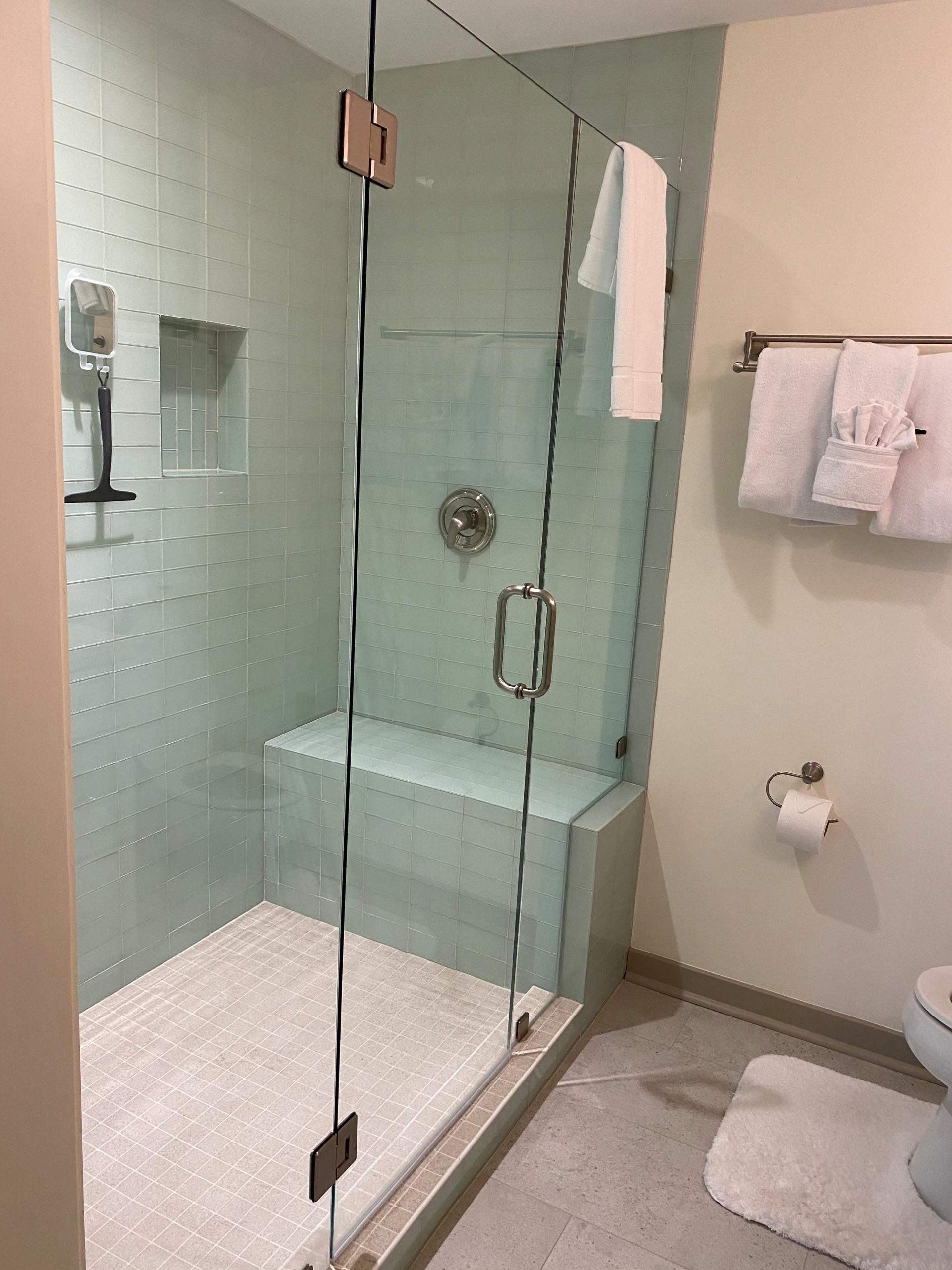 Barrington Arms Guest Bathroom After