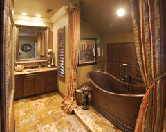 Barrington traditional bathroom