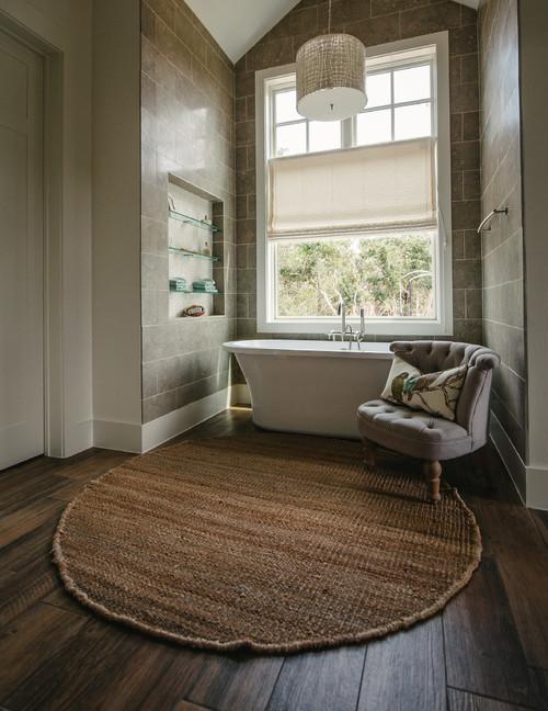 Warm Bath Mats