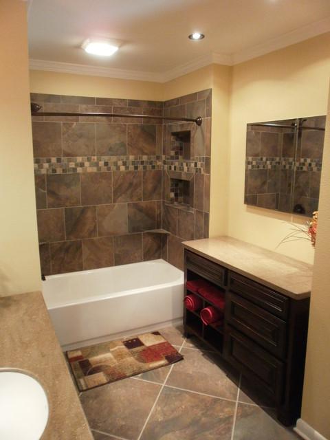 Barz Bath traditional-bathroom