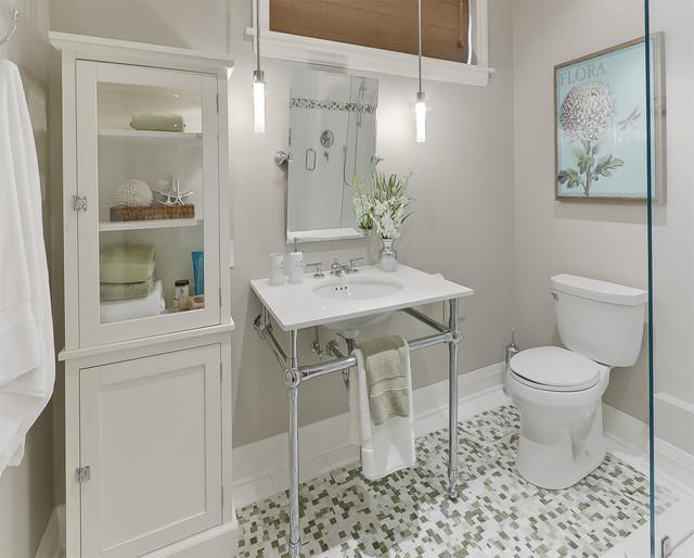 Basement Bath Contemporary Bathroom Toronto By