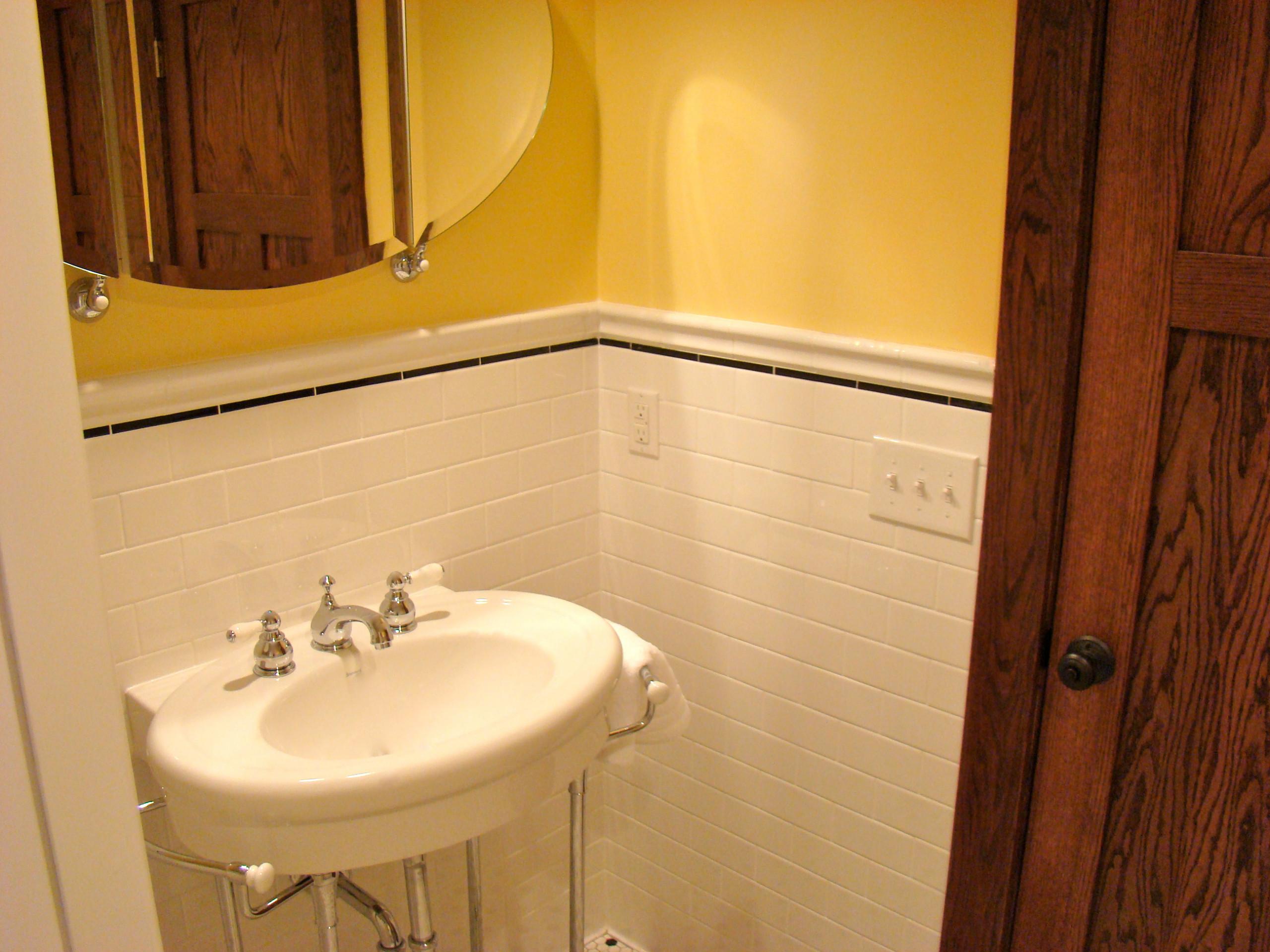Basement Bath, South Minneapolis