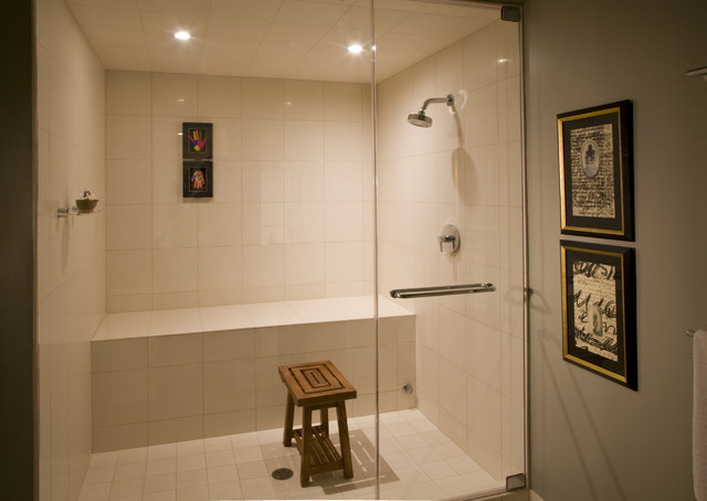 Basement remodeling ideas basement bathrooms for Basement bathroom tile ideas