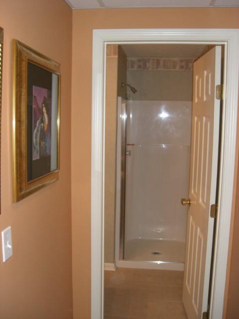 Basement Bathroom Remodel 2013 NARI Cleveland CotY Award