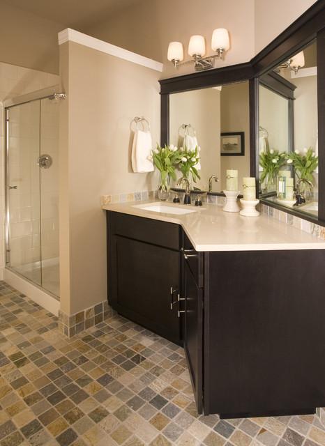 Basement Bathroom Remodel contemporary-bathroom