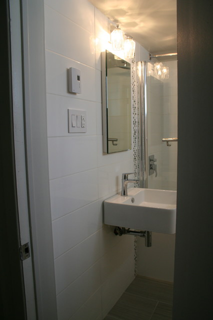 basement bathroom remodel on a budget modern bathroom montreal