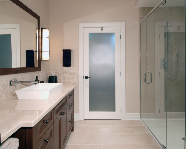 Basement bathroom contemporary bathroom ottawa by for Bathroom design ottawa