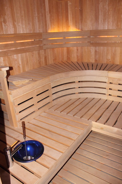 Basement sauna images frompo for Building a sauna in the basement