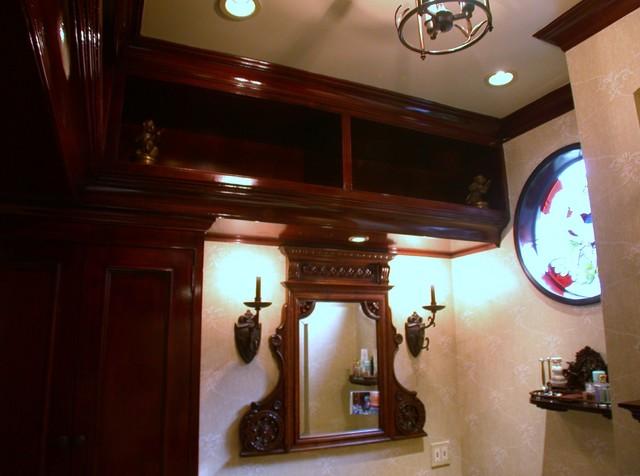 Basix Bathrooms traditional-bathroom