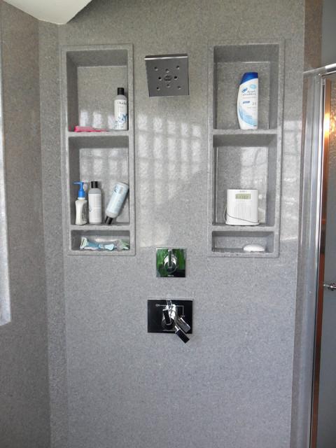 Bath 2 transitional-bathroom
