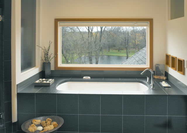 Bath 3121 - Contemporary - Bathroom - columbus - by J.S. Brown & Co.
