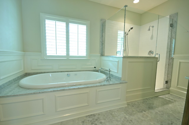 Bath Addition Traditional Bathroom Richmond By Davidson Designs