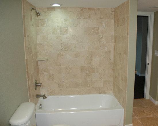 Quarter Bathroom Ideas : Save email