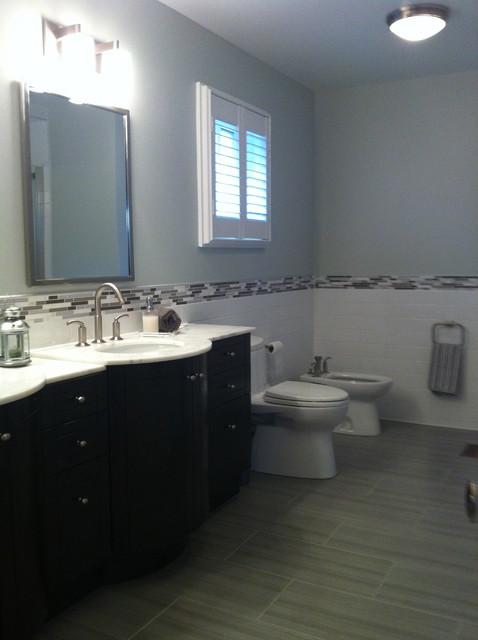 BATH AFTER contemporary-bathroom