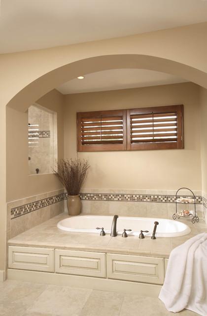 Bath Alcove traditional-bathroom