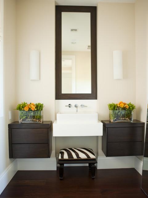 Bath Contemporary Bathroom Las Vegas By Alice Lane
