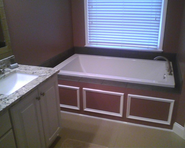 Bath traditional bathroom birmingham by barry for Bath remodel birmingham al