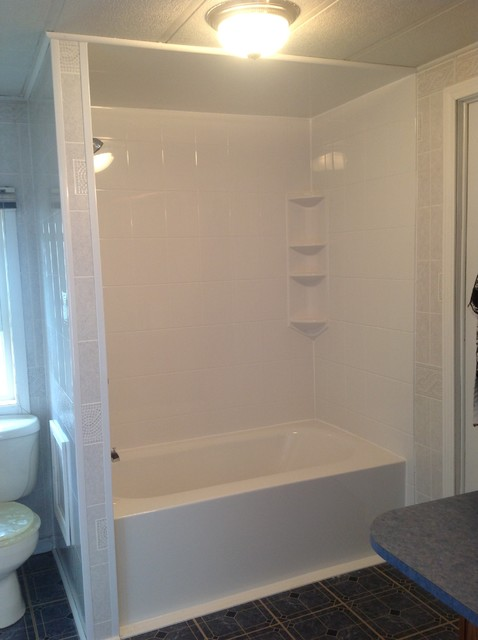 Bath before and after photos salle de bain new york for Salle de bain new york