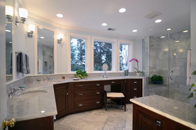 Bath Traditional Bathroom DC Metro By Case Design