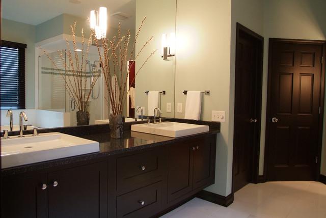 Bath | Closet Remodel contemporary-bathroom