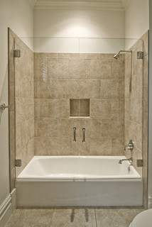 Tub/shower combo or tub and shower stall