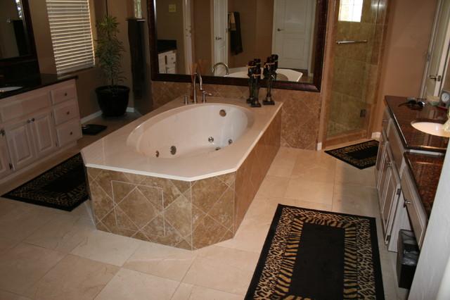 Bath contemporary-bathroom