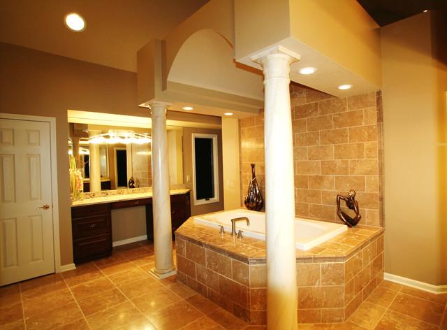 Bath Project 4 contemporary-bathroom