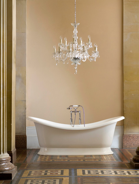 Bath Projects traditional-bathroom