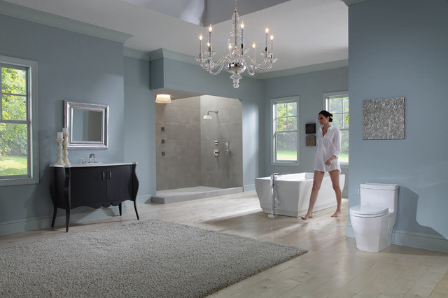 Bath Projects modern-bathroom