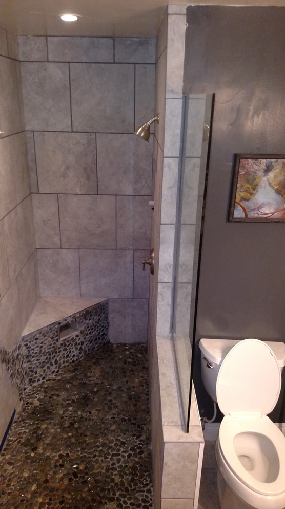 Bath Remodel - Eclectic - Bathroom - Sacramento - by ...