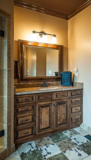 Bath Remodel traditional-bathroom