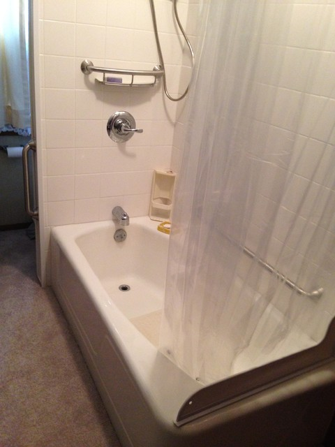 Bath Remodel Traditional Bathroom Other Metro By