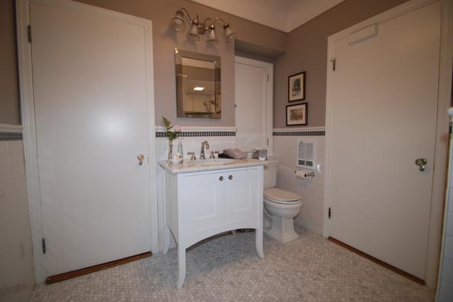 Bath Remodels traditional-bathroom
