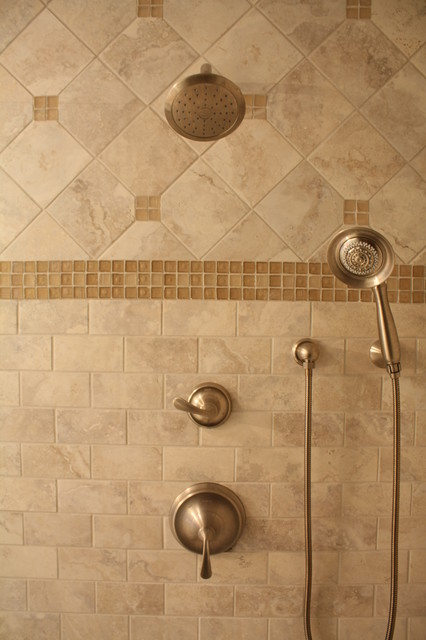 Bath Remodels traditional-bathroom