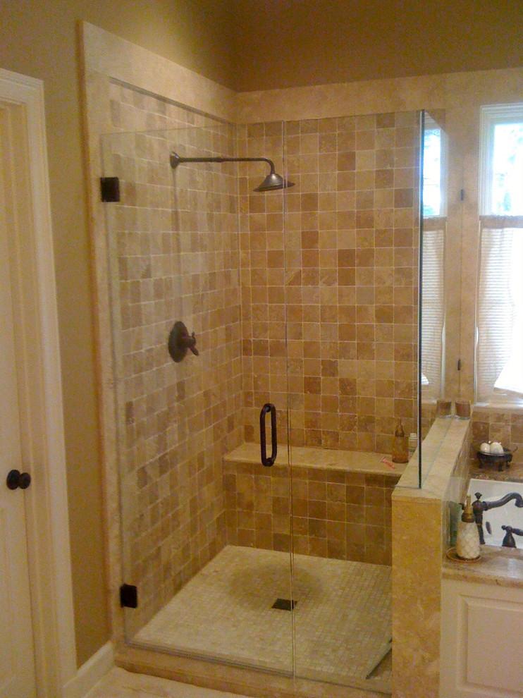 Bath Renovation - Traditional - Bathroom - New Orleans ...