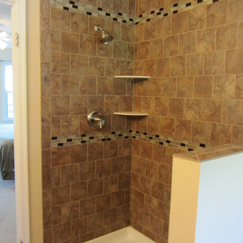bath renovation traditional-bathroom