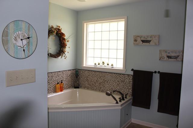 Bath Room / Bed Room Addition traditional-bathroom