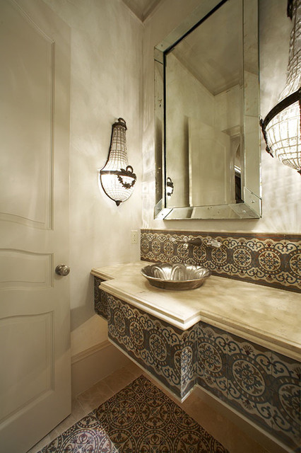 Bath Rooms mediterranean-bathroom