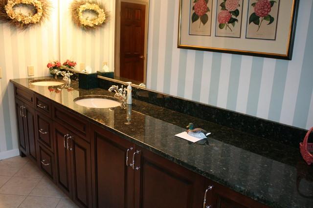 Bath spaces and vanities traditional-bathroom