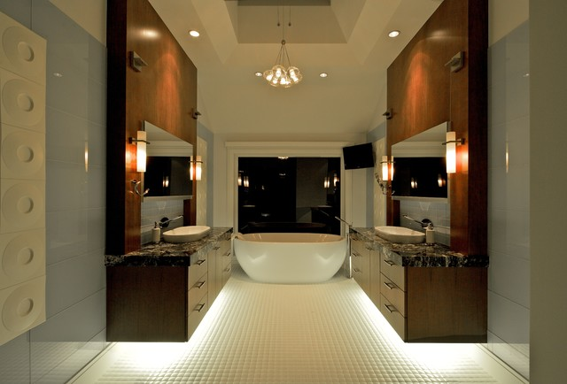 Bath Contemporary Bathroom Denver By The Teich Group